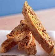 Easy Lemon Biscoti
